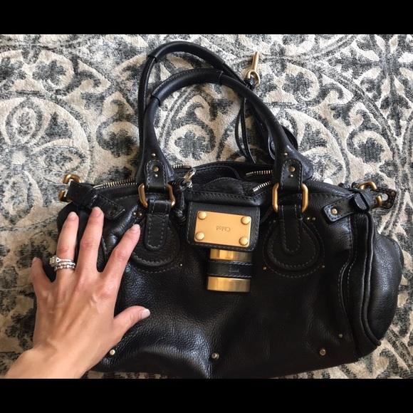 Chloe Paddington purse